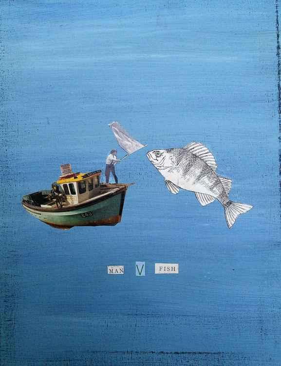 Man v Fish