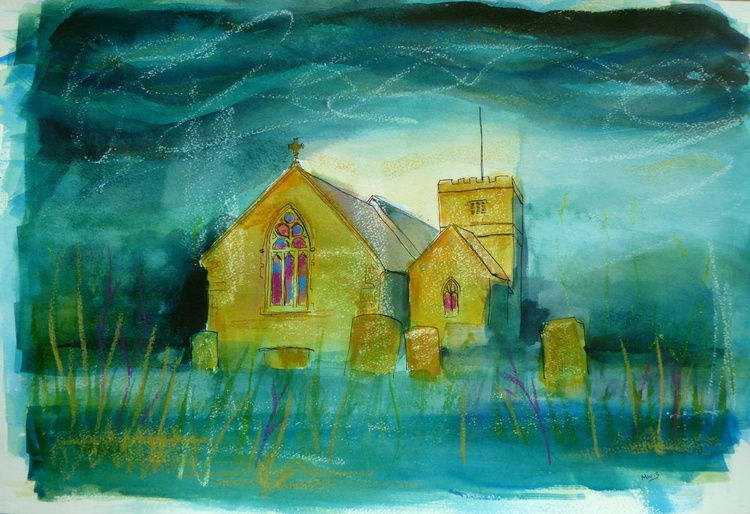 'St Mary & St Michael's, Great Urswick' - Image 0