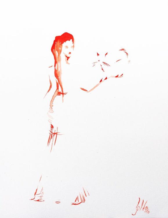 Red cat - Image 0