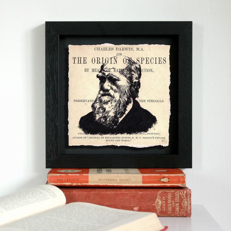 Charles Darwin & On The Origin of Species - Image 0
