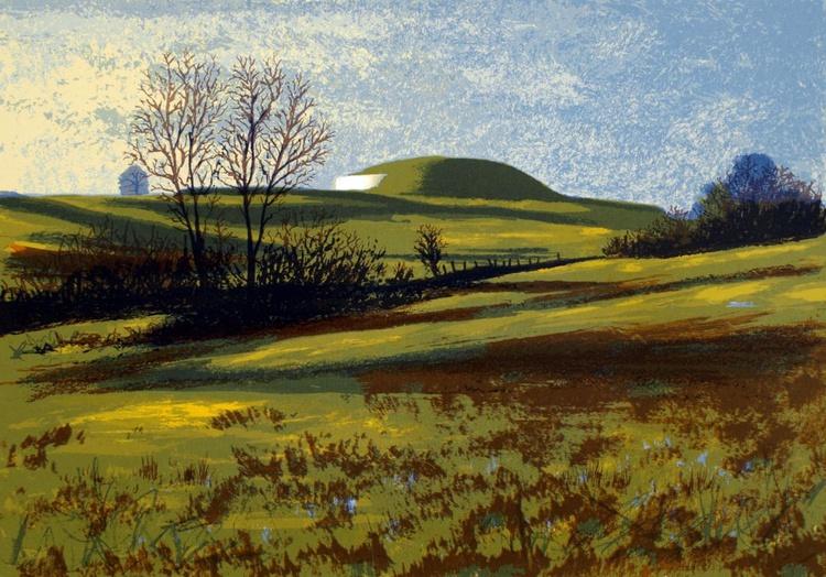 Winter Sunlight, Newgrange - Image 0