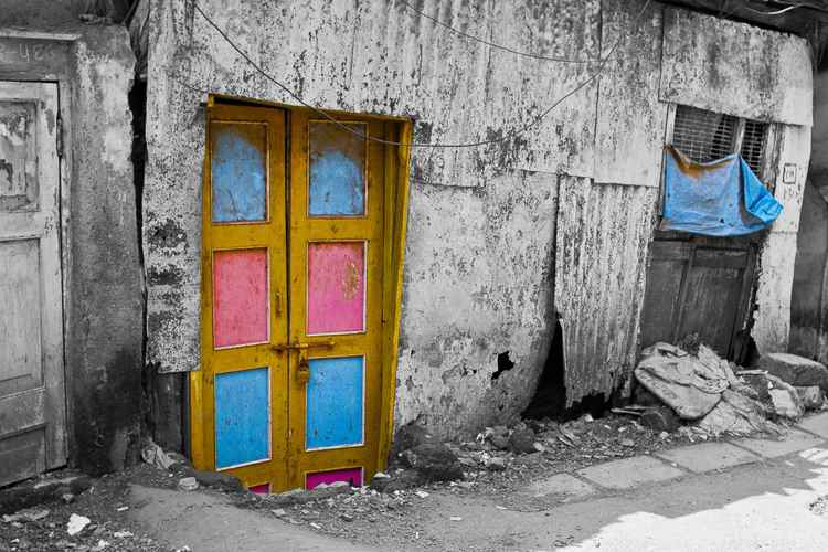 DROPPING DOOR - C Type Fuji Lustre Print 16 x 24 -
