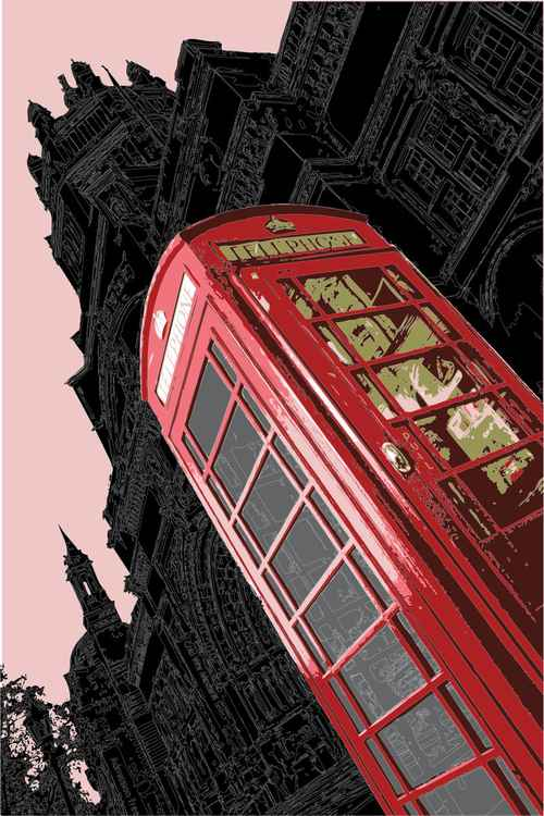 THAT RED PHONE BOX AGAIN -