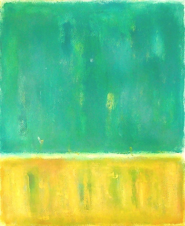 Emerald and yellow - Image 0