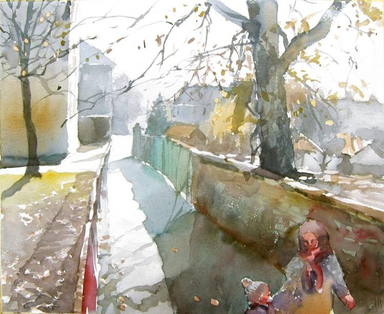 autumn sunny day III - Image 0