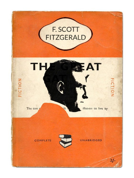 Fitzgerald- The Great Gatsby (vintage) - Image 0
