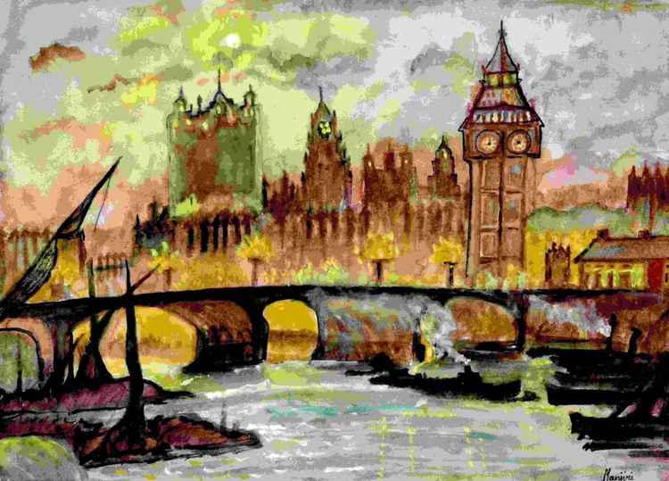 Westminster Bridge -