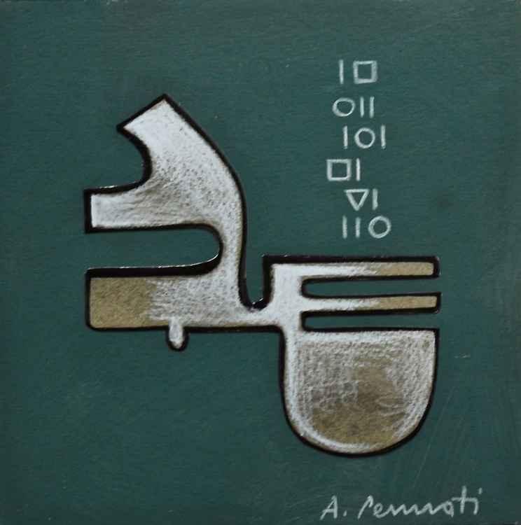 Logocompressione alchemica