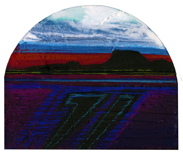 Landscape Abstract No. 40 - Image 0