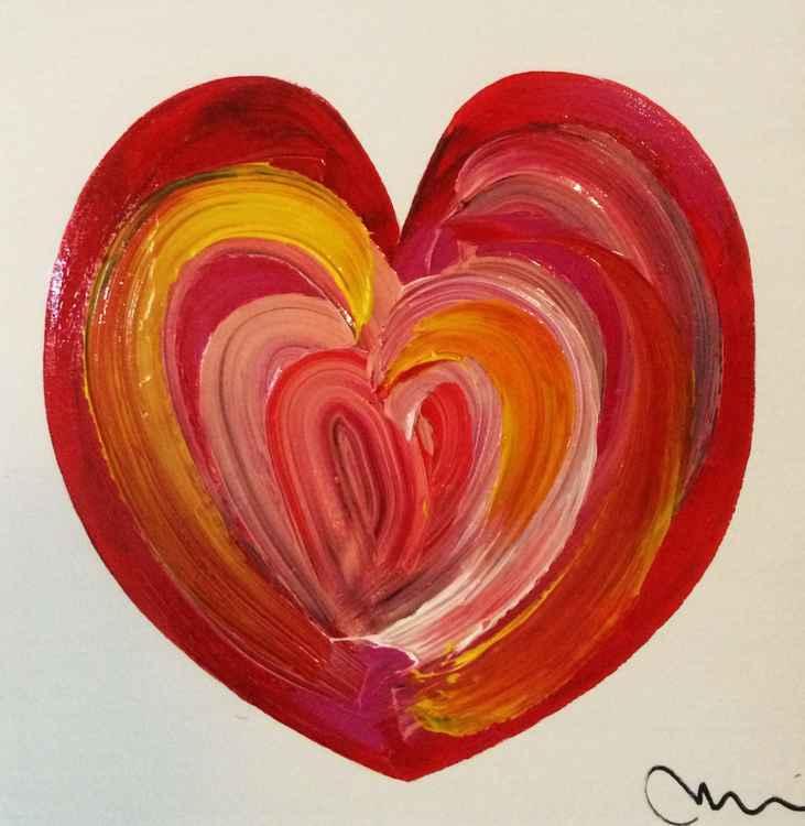 Heart Series 33 -