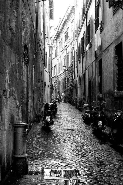 City Streets No.4 (Roma) -