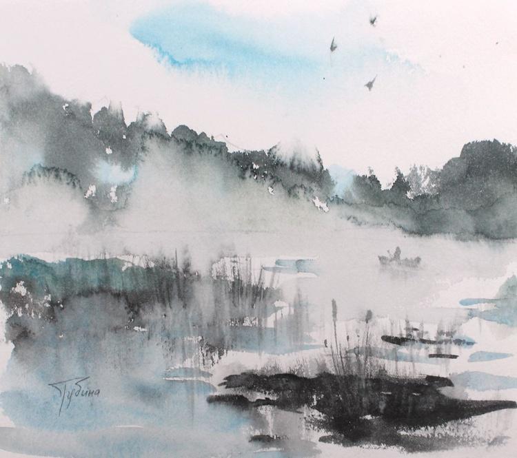 Foggy morning - Image 0