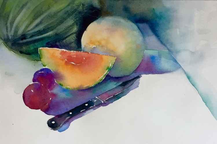 Summer Melons -