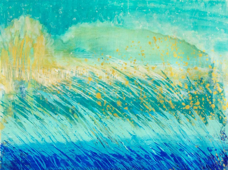 Blue and Gold - Image 0