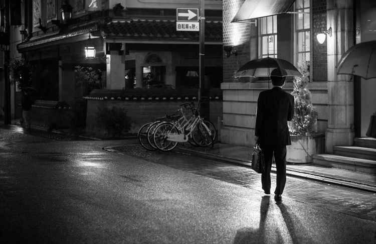 Street Photography in Kyoto, Japan