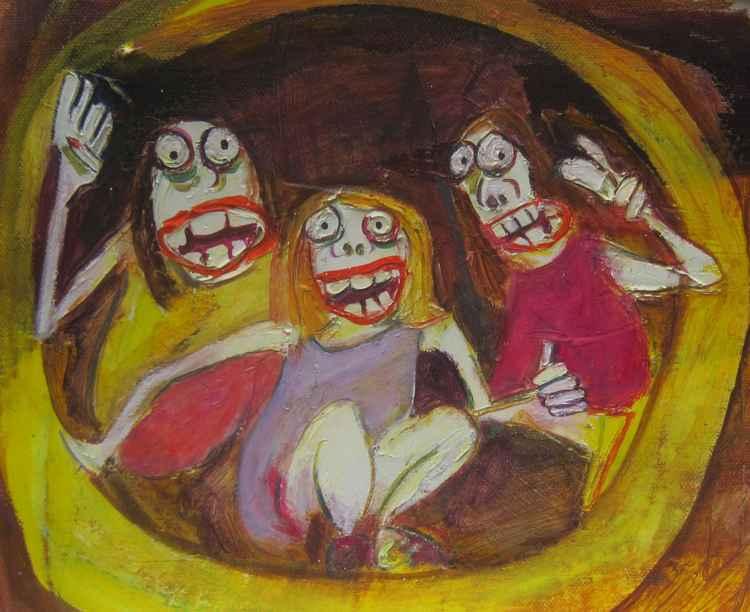 Three in a hole