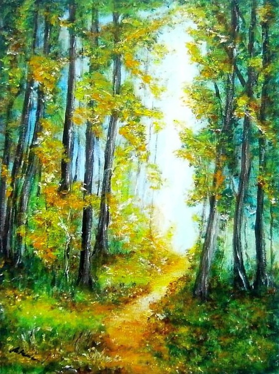 Forest path.. - Image 0