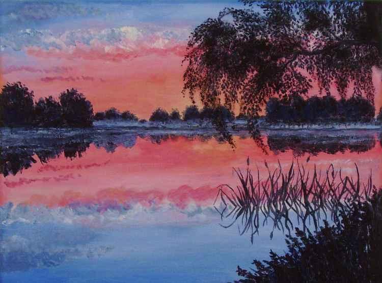 Sunrise Poynton Pool -