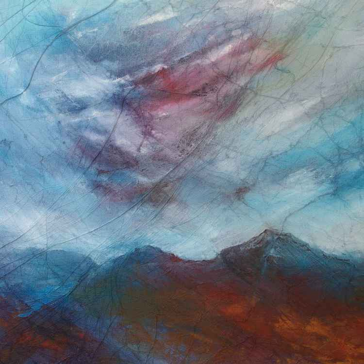 Ben Loyal Scottish mountain landscape