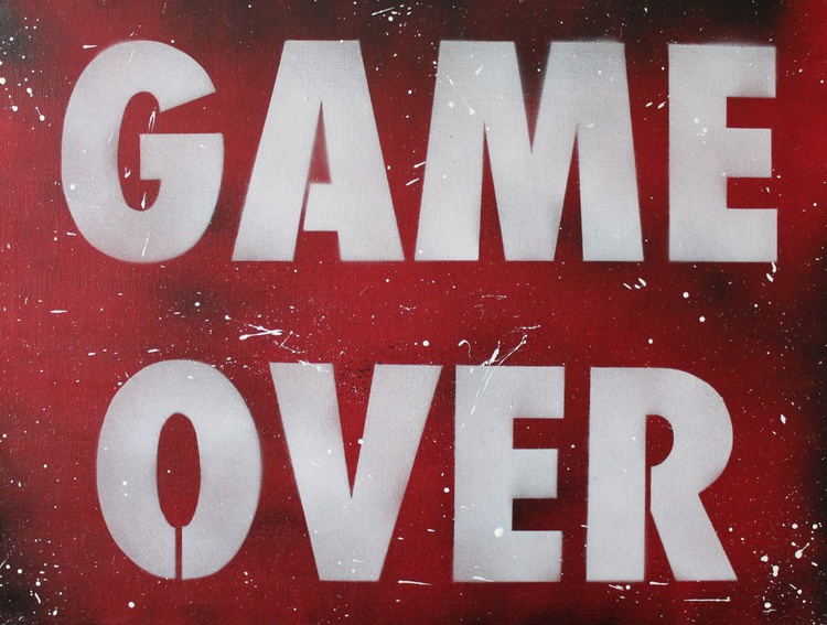 Game Over - Image 0