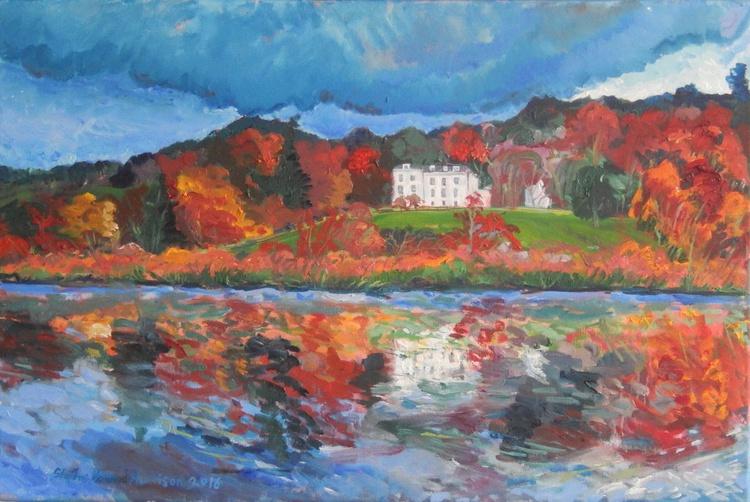 Loch Clunie, Perthshire, Autumn - Image 0