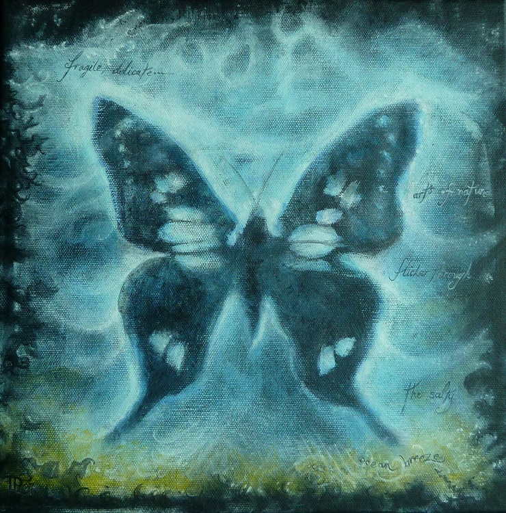 Spirit of the sea  3 - Butterfly - Image 0