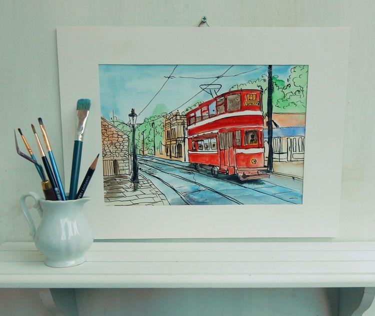 London tram - Image 0