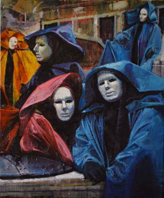 Venetian Masks -