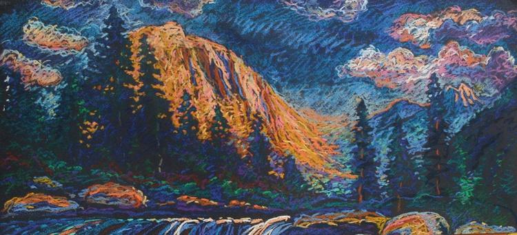 Mountain. - Image 0