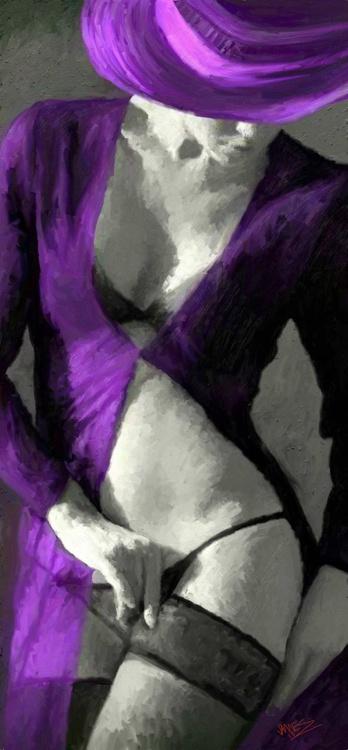 Good in Purple - Image 0