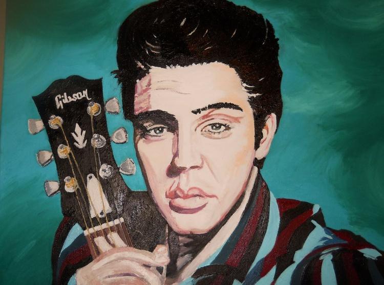 young guns Elvis - Image 0