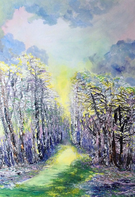 The lilac Woods - Image 0