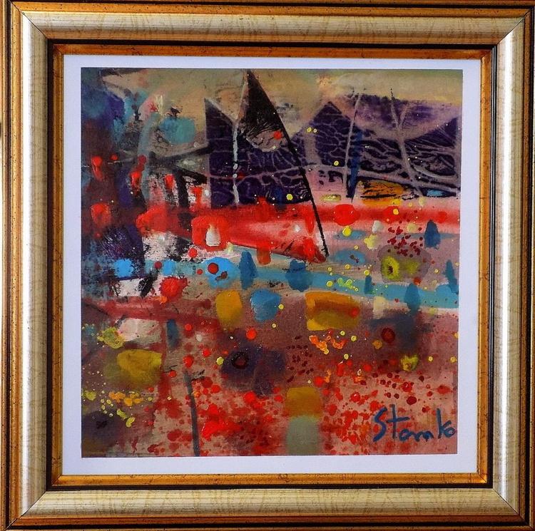 Abstract landscape-I - Image 0