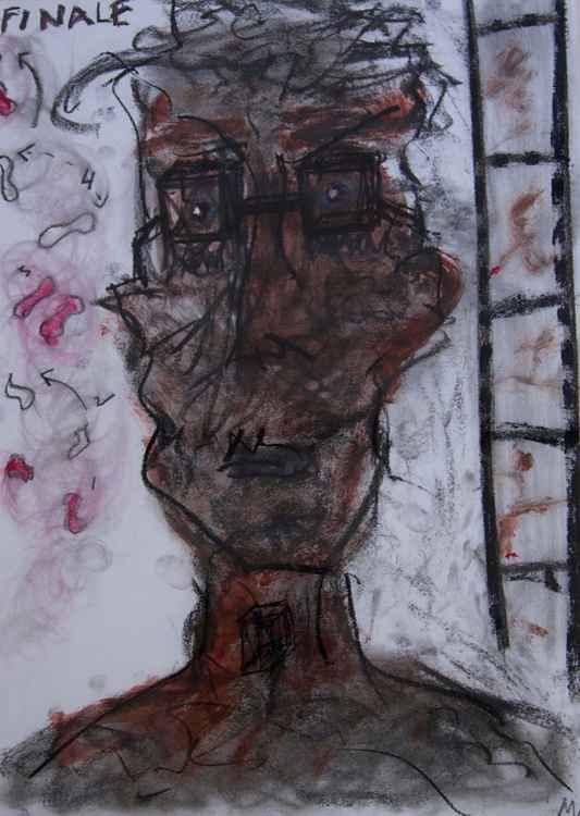 Witness XVI (Ich sehe nicht die Stunde) (2014)