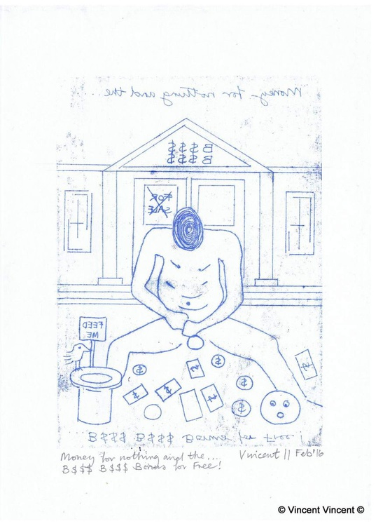 Sketch Project: Money for nothing and the... - Image 0