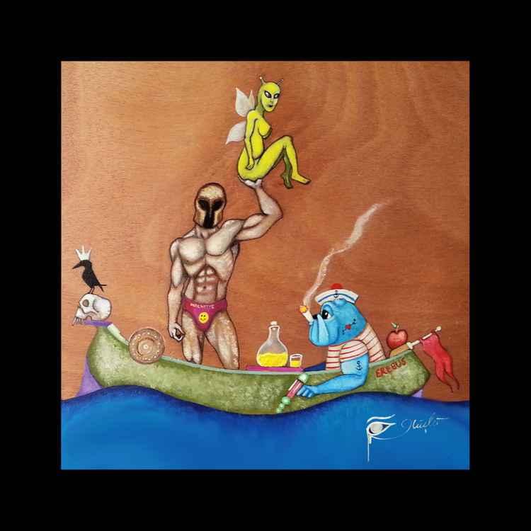 Machete&The Alien Fairy -