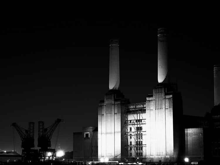 Battersea Power Station #8 -