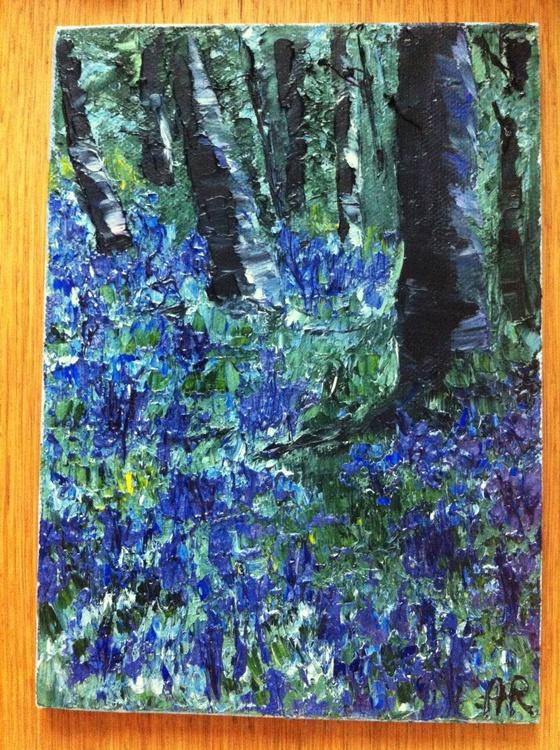 Carpet of bluebells - Image 0