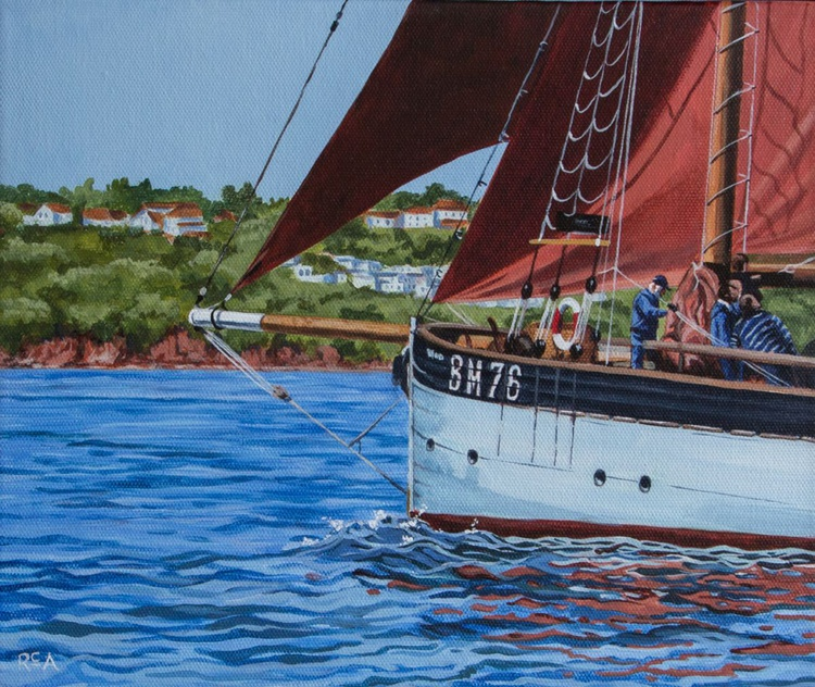 Afternoon Sail - Image 0