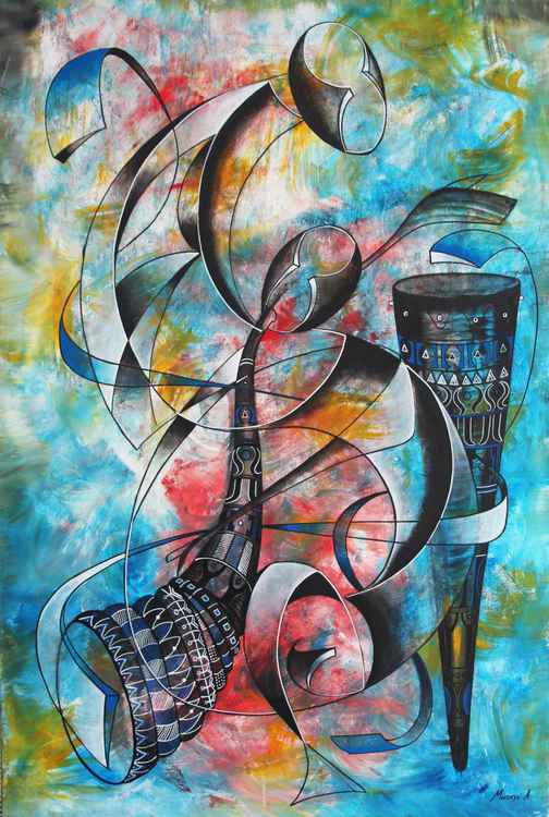 Sound of instruments