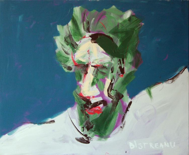 portrait of a man - Image 0