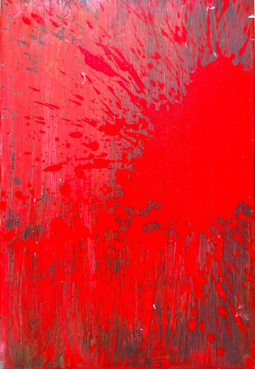 red stain - Image 0