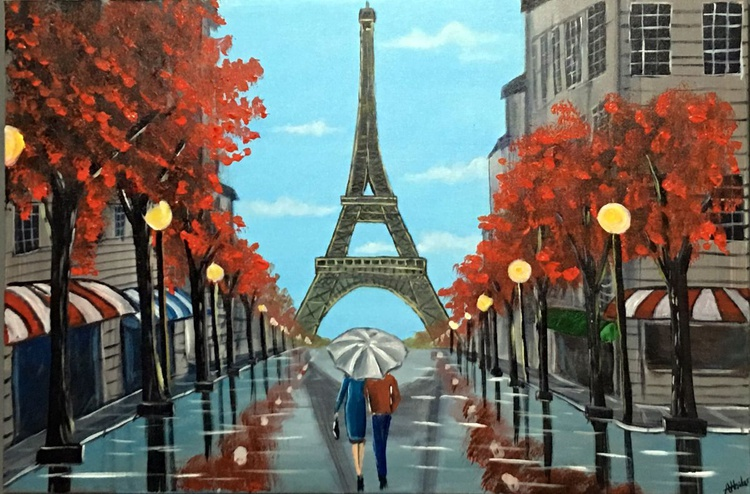 The Eiffel Streets - Image 0