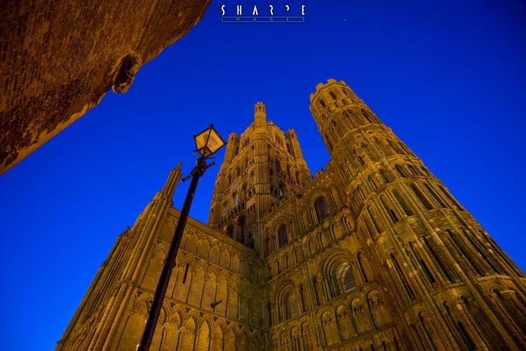 Ely Cathedral, early morning - Image 0