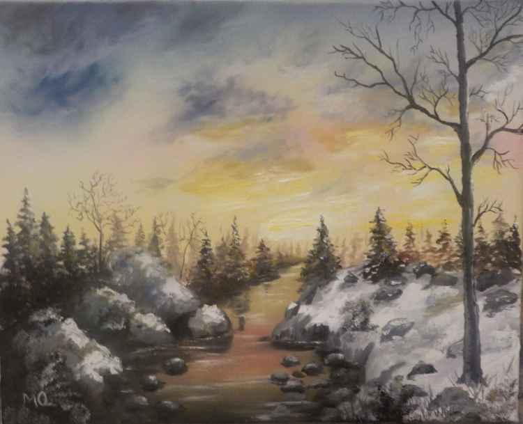 Sunset Creek -