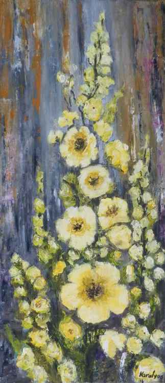 Yellow flowers -