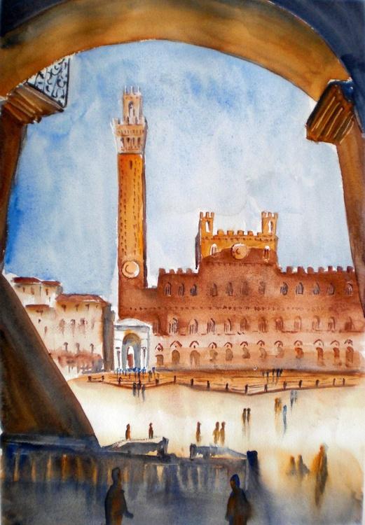 piazza del Campo - Siena - Image 0