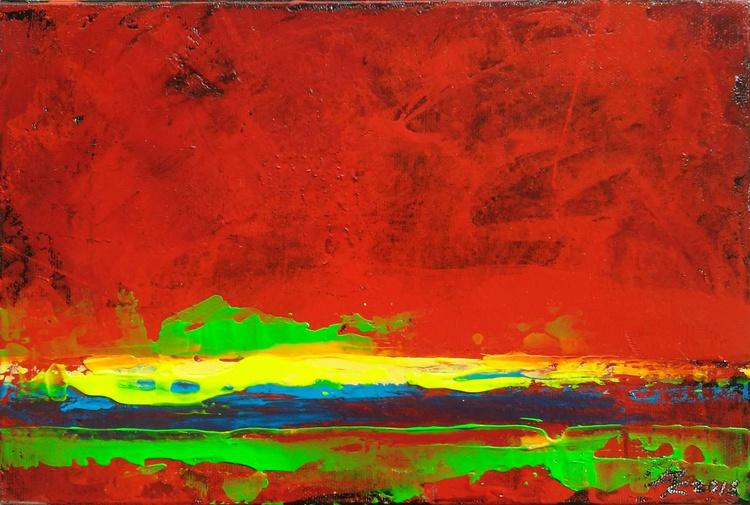 Abstract N°12 (30*20) - Image 0