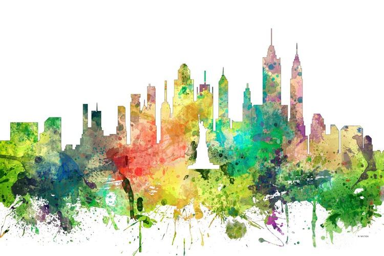New York City, New York Skyline SP - Image 0