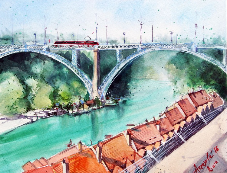 Bern Bridge - Image 0